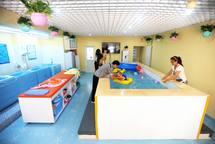 商场盈利婴儿游泳馆转让,早教中心转让,生源300人
