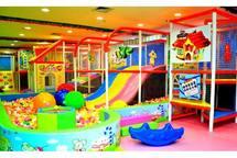 商场内儿童乐园转让,品牌连锁会员稳定小区环绕